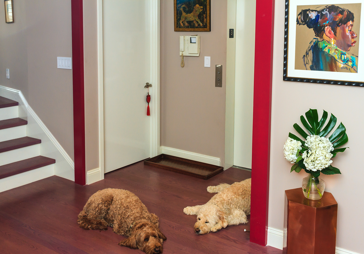The truth about Sensitive Spaces: foyers